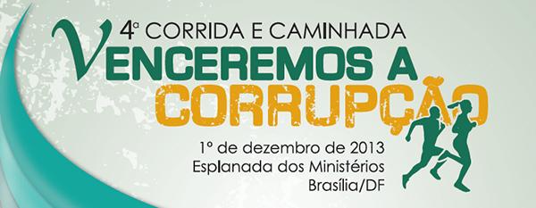 Editorial – <p>Venceremos a Corrupção