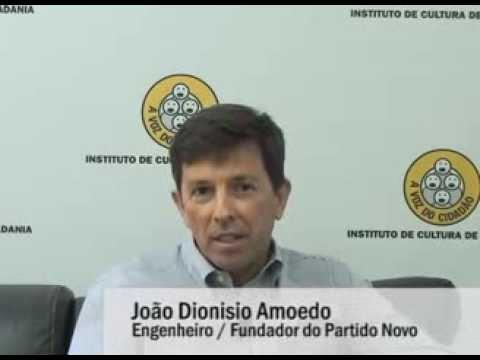 8 – Controle Social – João Dionisio Amoedo – Agentes de Cidadania