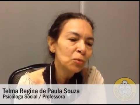 85 – Valores e princípios – Telma Regina de Paula Souza – Agentes de Cidadania