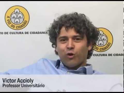 168 – Instuições Políticas – Victor Accioly – Agentes de Cidadania