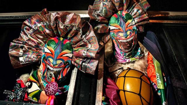 """Artes / Exposição <p>Exposição """"Bate-Bola – Rio, Carnaval Secreto"""" retrata um lado diferente do Carnaval carioca"""