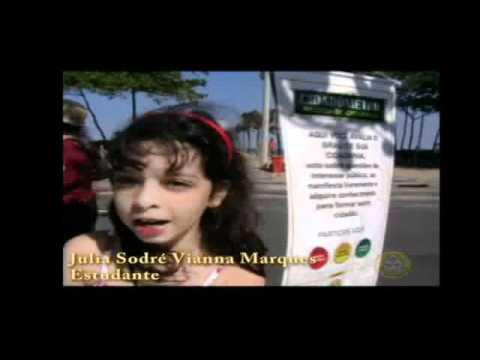 O Cidadômetro Volta às ruas 15/05/2011