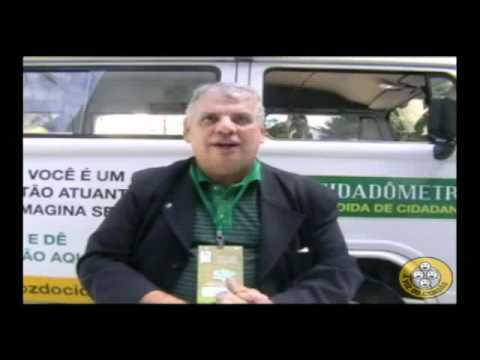 O Cidadômetro volta às ruas Niterói Instituto Abel 06 08 2011