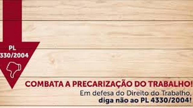 """Campanhas <p>Conheça os videos da campanha """"Todos contra a terceirização"""" divulgada pela Anamatra"""