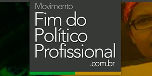Debate Público <p>Conheça o Movimento Fim do Político Profissional