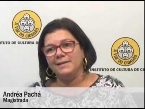 222 – Justiça – Andréa Pachá – Agentes de Cidadania
