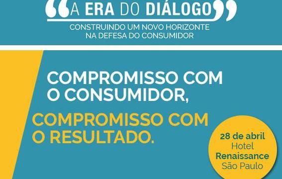 """Eventos <p>A Voz do Cidadão participará do evento """"A era do diálogo"""", por soluções em prol da melhoria das relações de consumo no Brasil"""
