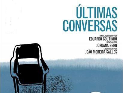 Filme / Documentário <p>Últimas conversas – Filme derradeiro do premiado cineasta brasileiro Eduardo Coutinho