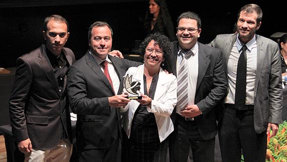 Saúde Pública <p>IFC conquista III Prêmio República 2015 na categoria Responsabilidade Social