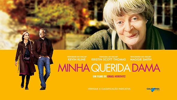 """Filme/ Documentário – <p>""""Minha querida dama"""" – De Israël Horovitz, com Kevin Kline, Maggie Smith e Kristin Scott Thomas"""