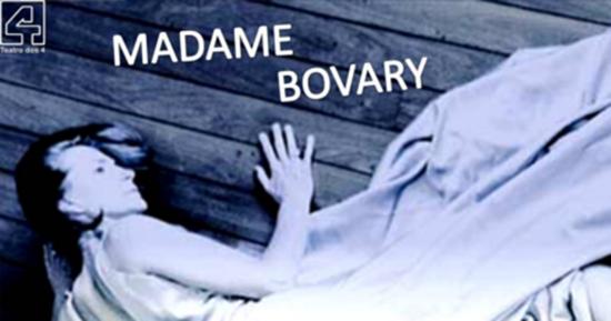 """Teatro / Dança – <p>""""Madame Bovary"""" fica em cartaz no Rio de Janeiro até 1º de julho"""