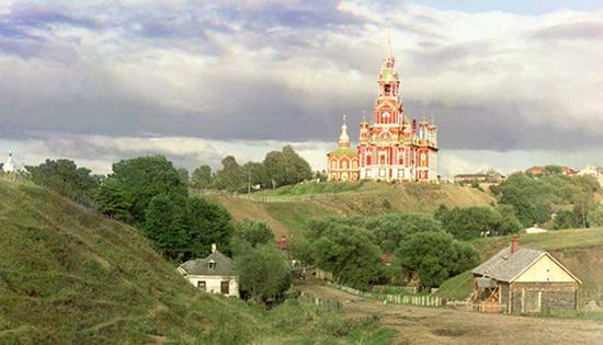 História – <p>Conheça o incrível trabalho do fotógrafo Sergei Mikhailovich Prokudin-Gorskii na Rússia do Czar Nicolau II