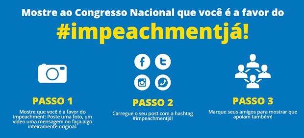 Editorial – <p>Foi dada a largada para o impeachment de Dilma