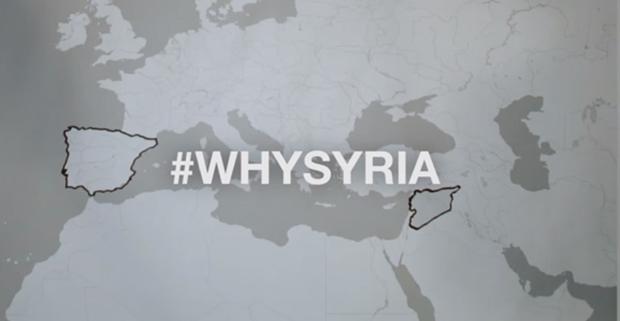 História –<p>Vídeo bem didático nas redes sociais explica em detalhes a crise atual da Síria