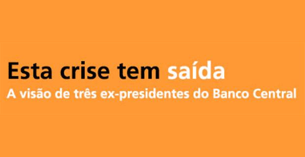 Eventos – <p>Instituto Millenium convida para seminário em São Paulo sobre a atual crise, com três ex-presidentes do Banco Central