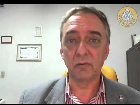 <p>Eleições 2018 – Thomas Korontai, do Movimento Convergências e Federalistas, explica o perigo de fraude nas eleições deste ano<p>