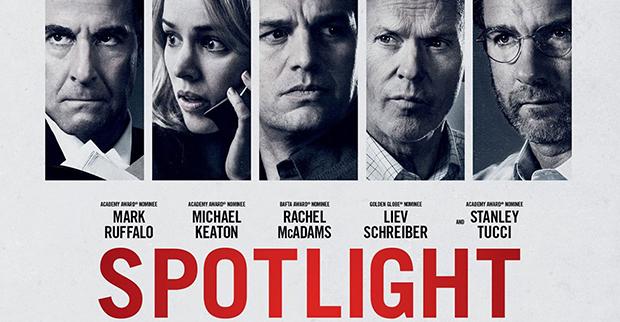 """Filme / Documentário – <p>""""Spotlight – segredos revelados"""", com Michael Keaton, Mark Ruffalo e Rachel McAdams"""