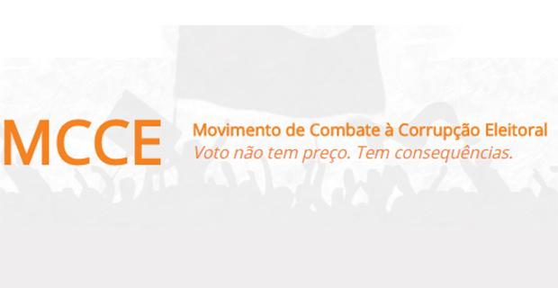 Eventos – <p>MCCE divulga ato da OAB Nacional da campanha contra Caixa 2