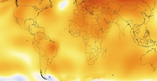 Meio Ambiente / Ciência – <p>CNseg: 2015 foi o ano mais quente desde 1880
