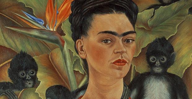 """Artes / Exposição – <p>Mostra """"Frida Kahlo"""" fica na Caixa Cultural Rio de Janeiro até março"""
