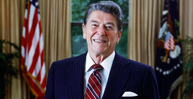 """História – <p>""""Nós, o povo"""" dizemos ao governo o que fazer; não é ele que nos diz – Ronald Reagan"""