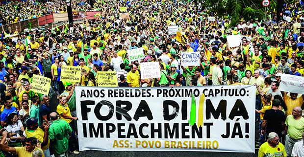 Imprensa – <p>Matéria da publicação Relatório Reservado mostra oito cenários brasileiros à procura da realidade