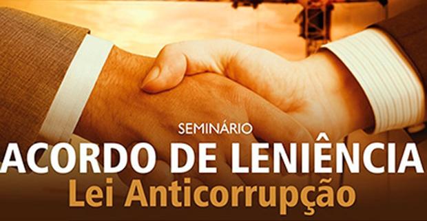 Eventos – <p>UERJ & TCE-RJ promovem seminário sobre acordo de leniência – ANTC é uma das entidades patrocinadoras do evento