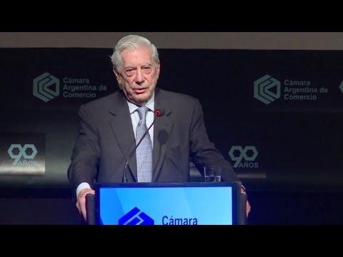 """Artigo duríssimo de Mário Vargas Llosa: """"Sí, lloro por ti, Argentina!"""