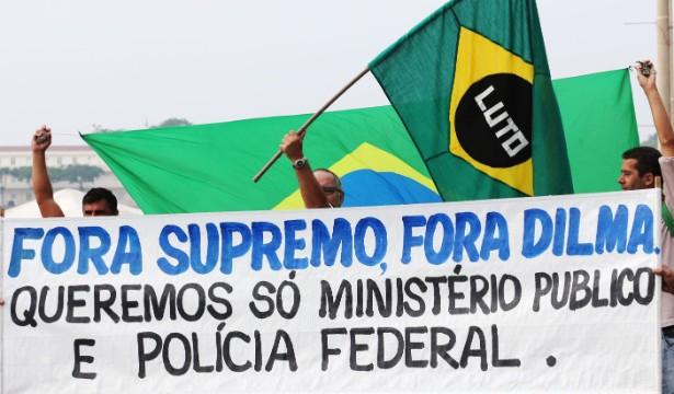 <p>Manifestações – O perigo de desmoralização da Justiça, pela própria Justiça<p>