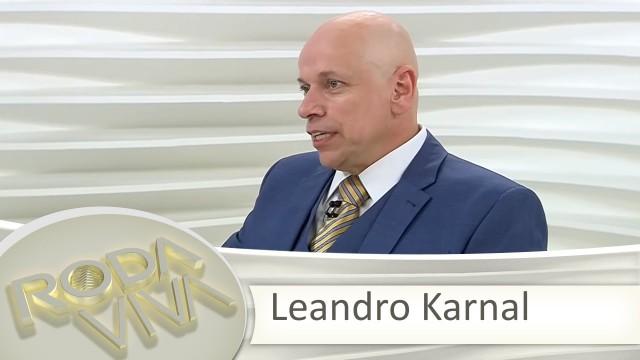 <p>Agente de cidadania – Leandro Karnal e a missão de educar<p>