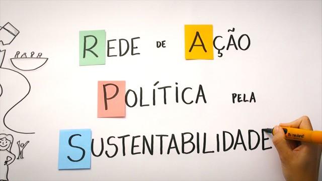 <p>Terceiro setor – Raps, uma rede cívica para a transformação política do Brasil<p>