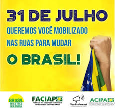 <p>Eleições 2016 – Movimento 31 de Julho convoca cidadãos a questionarem os candidatos<p>