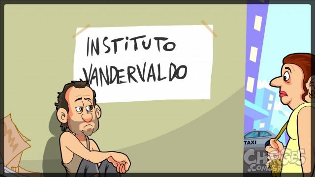 <p>Humor – Só um chargista como Maurício Ricardo para nos fazer rir de nossa tragédia<p>