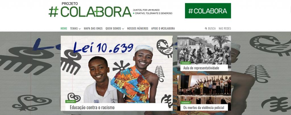 Cidadania exemplar – Colabora, mais um movimento social dentro da proposta de uma nova política cidadã