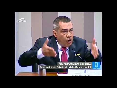 Agente de Cidadania – Felipe Gimenez, procurador do Mato Grosso do Sul, e sua luta contra a prevaricação de ministros do TSE e do STF