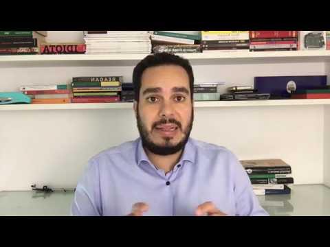Agentes de Cidadania - Por conta de recente polêmica sobre o que é a Direita, veja excelente vídeo de mais um jovem conservador brasileiro: Paulo Eduardo Martins