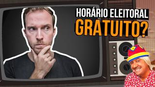 Agentes de Cidadania – Vinicius Poit explica em vídeo a falácia do horário eleitoral gratuito. Compartilhem!