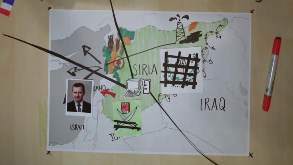 Cidadania no mundo - Entenda a questão da guerra da Síria em 10 minutos