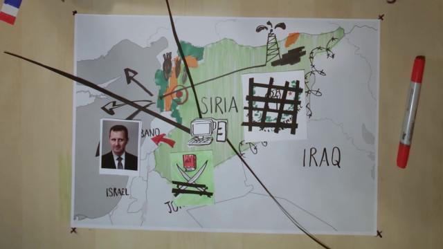 Cidadania no mundo – Entenda a questão da guerra da Síria em 10 minutos