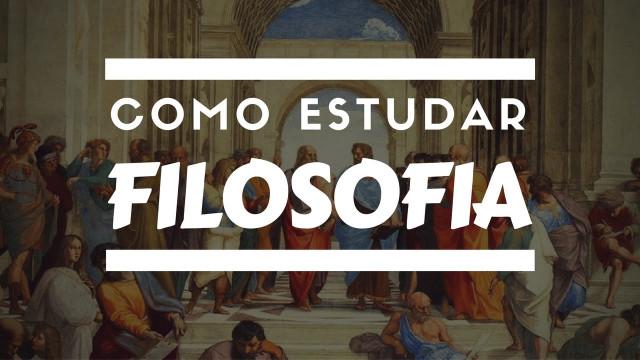 Filosofia – Mais um jovem cidadão conservador brasileiro, Bruno Magalhães, dando dicas sobre o estudo da Filosofia