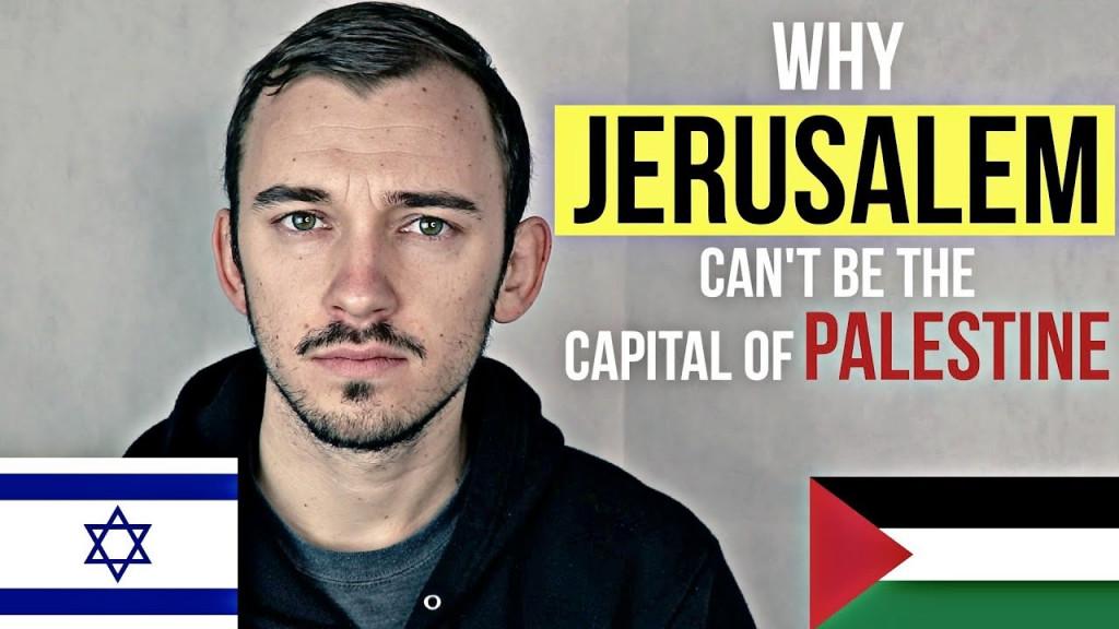 História - A propósito do debate sobre o reconhecimento de Jerusalém como capital de Israel, veja este vídeo