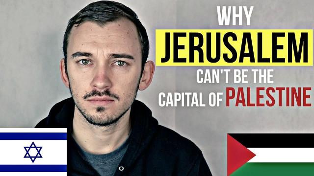 História – A propósito do debate sobre o reconhecimento de Jerusalém como capital de Israel, veja este vídeo