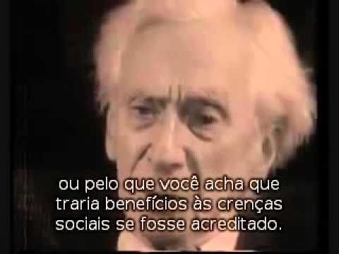 Valores morais – Nada mais adequado para o Brasil de hoje: Lord Bertrand Russel explica o que significa o amor