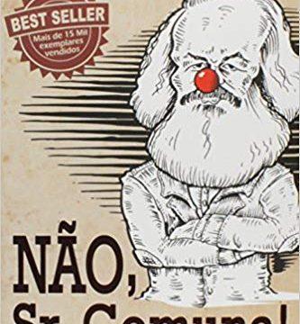 """<p>Livro – """"Não, Sr Comuna!"""", de Evandro Sinotti, recomendação de leitura de Mario Guerreiro<p>"""
