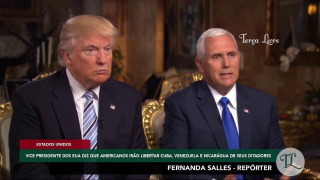 <p>Cidadania no mundo – Mais um furo da mídia alternativa sobre a política nas Américas<p>