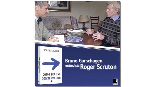 <p>Filosofia – Bruno Garschagen entrevista Roger Scruton, o maior filósofo inglês da atualidade<p>