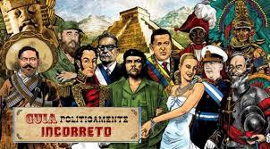 """<p>Livros – """"Guia politicamente incorreto da política brasileira"""", de Rodrigo da Silva, no Spotniks<p>"""