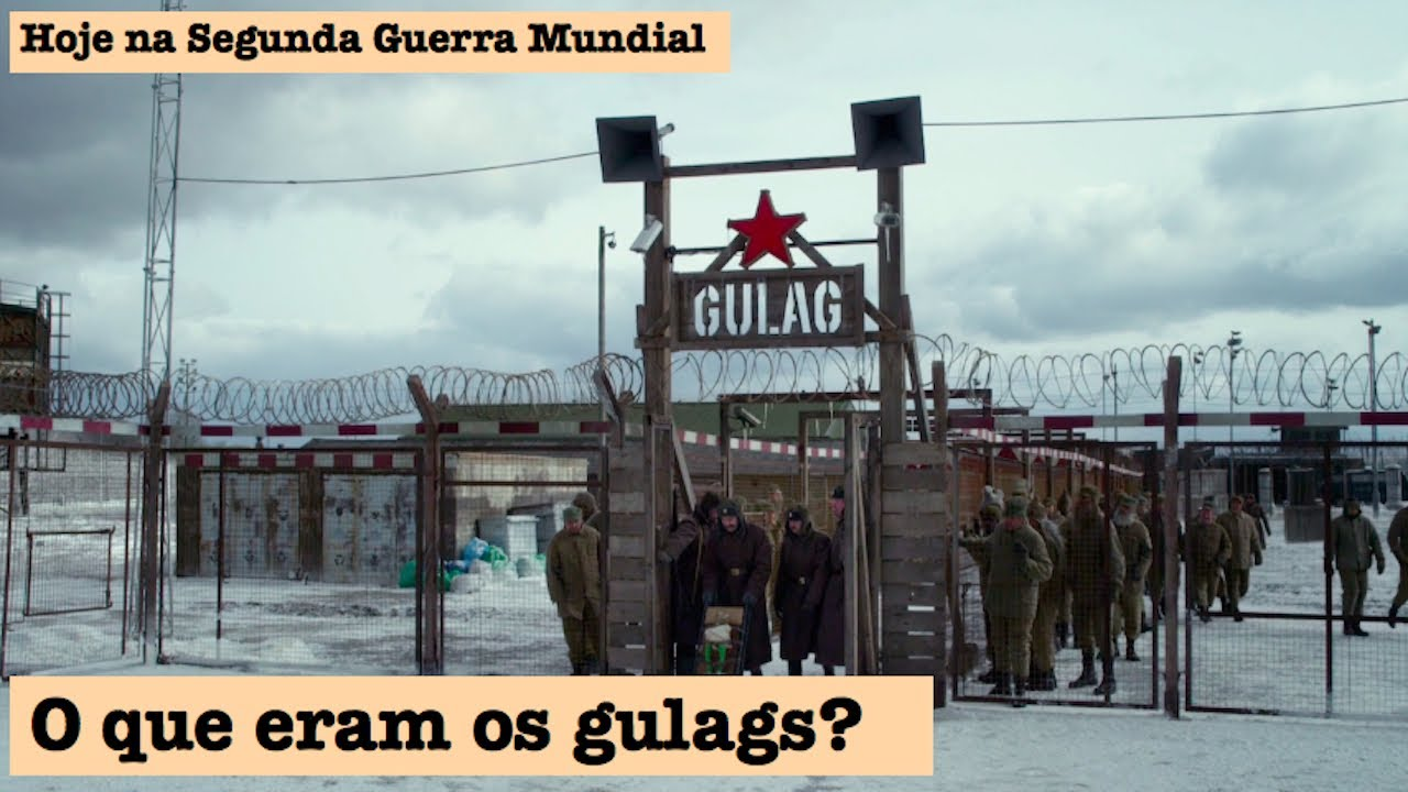 <p>História – A Segunda Grande Guerra, o Nazismo e os Gulags soviéticos<p>