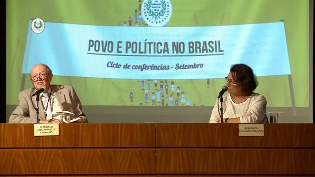 <p>História e política – Os novos populismos – Povo e política no Brasil, por José Murilo de Carvalho<p>