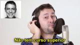 <p>Humor – Paulo Souza grava paródias de grandes sucessos musicais de artistas famosos em homenagem a Lula<p>
